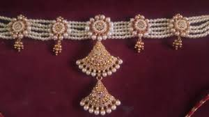Shishfool Design Kanthi Madaliya Traditional Rajasthani Jewellery By