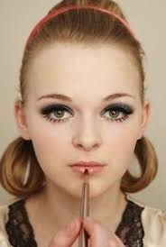 mod squad makeup check out this tutorial master the 60 s look with from beauty