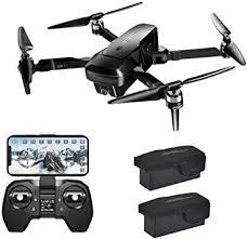 HSKB <b>VISUO Zen K1</b> GPS Drone, 5G WiFi FPV 4K/720P Dual ...