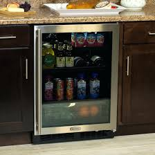 beverage refrigerator glass door marvel compact beverage refrigerator glass door
