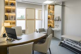 Doctor Consultation Room Design In The Consultation Rooms The Experience Is Professional