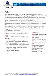 Signal Integrity In Pcb Design Ppt Company Profile Pcb Hero