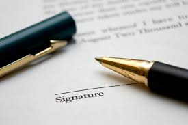 How To Use Electronic Signatures With Your Vacation Rental Agreement ...
