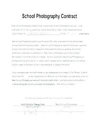 Photography Order Form Template Word Free