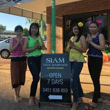 Erotic thai massage in darwin