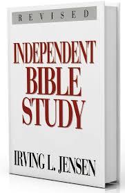 Jensen Bible Study Charts Jensen Studies Inductive Charts