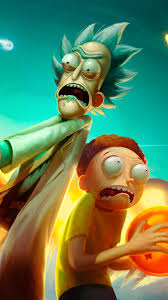 39 best rick and morty images rick morty wallpaper rick. Rick And Morty Dragon Ball 4k Wallpaper 5 141