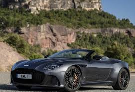 Aston Martin Dbs Superleggera Volante 2020 Wallpaper 1600x1100 1330560 Wallpaperup