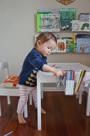 Train Set Table With Drawers 25 Best Ikea Hacks For Kids