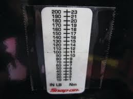 Torque Conversion Chart Nm To Ft Lbs Tightening Tool Q A