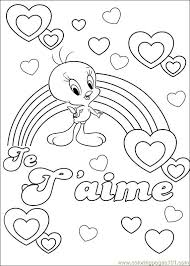 Small Picture Tweety 60 Coloring Page Free Tweety Bird Coloring Pages