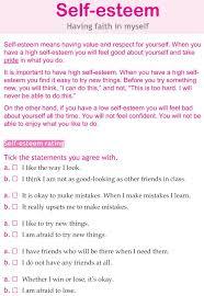 Best 25+ Self esteem kids ideas on Pinterest | Counseling ...