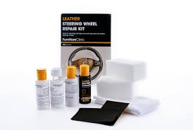 leather steering wheel repair kit