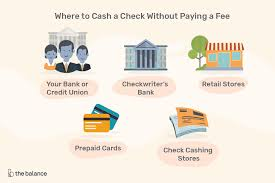 Ace Check Cashing Fees Chart Where To Cash A Check Without Paying Fees