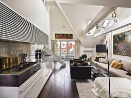 Apartment Galley Kitchen Loft Apartment Interior Design Ideas Home Design Inspiration I