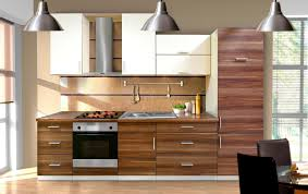 Modern Timber Kitchens Stylish Two Tone Cabinet Utilizing Neutral