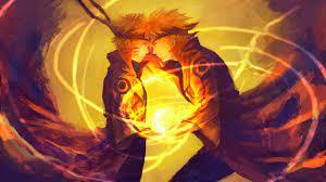 naruto live wallpaper【Minato and Naruto ...