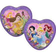 Dinner Plates, Lunch Napkins Disney Princess Party Supplies - Village Store
