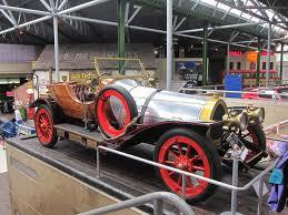 chitty chitty bang bang car at beaulieu motor museum