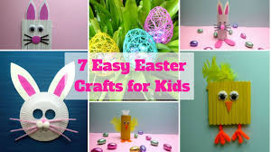 7 easy easter crafts for kids easter craft ideas
