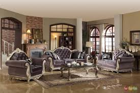 dark gray living room furniture. Luxurious Crystal Tufted Dark Gray Velvet Platinum Living Room Furniture S