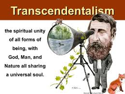 ap ism transcendentalism b
