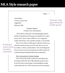 Mla Headinf How To Write An Mla Heading For Essays Correctly Pen And The Pad