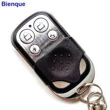 universal garage door opener universal garage door opener remote control 4 channel auto gate copy for