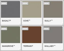 Changes To The Standard Colorbond Range Advance Metal