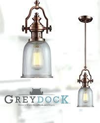 elk lighting chadwick elk lighting 1 1 light pendant in antique copper and glass elk lighting