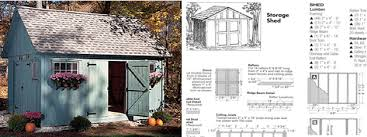 Small Picture Storage Sheds Shed Plans Build Your Own Shed Canada