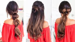 Luxy Hair Style 3 Lazy Hairstyles Luxy Hair Youtube 2942 by wearticles.com