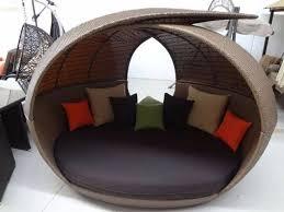 relaxing furniture. Day Bed Outdoor Bali Hut- Removable Canopies \\\\\\\\u0026 Mattress - Berwick | Lounging Relaxing Furniture X