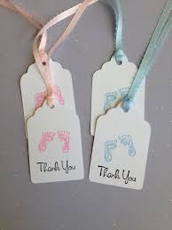 12 baby shower tags baby gift tags favor by moomoohandmadecards