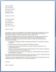 22 Cover Letter Template For Covering Examples Pertaining To 25
