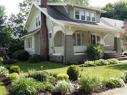 Image of: Craftsman Cottage Style House Plans Designs