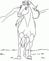 Small Picture Coloring Page Spirit coloring pages 4