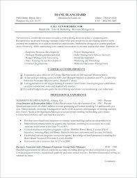 Hotel Job Resume Sample Hospitality Management Resume Resume ...