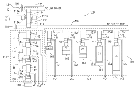 patent us6535722 television tuner employing micro electro patent drawing