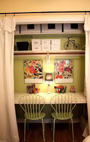 closet office desk. Turn Closet Into Kids Desk Area - But In Boyish Colors ;) Office A