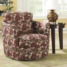 Upholstered Swivel Living Room Chairs Living Room Stylish Living Room Swivel Chairs Upholstered For