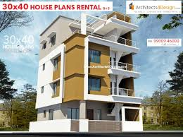G 3 Apartment Structural Design 30x40 House Plans In Bangalore For G 1 G 2 G 3 G 4 Floors