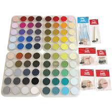 Colorfin Ppstl80 Panpastel Ultra Soft Artist Pastel Set 80 Pack