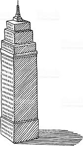 architectural drawings of skyscrapers. Skyscraper Drawing Royalty-free Stock Vector Art \u0026amp; More Images Of Architecture Architectural Drawings Skyscrapers Z