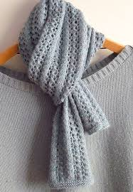 Free Knitting Patterns For Scarves