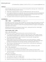Account Manager Resume Sample | Resume Example