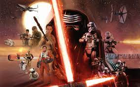 Star Wars Force Awakens Wallpapers (78+ ...