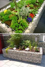 garden bed edging ideas ad 25