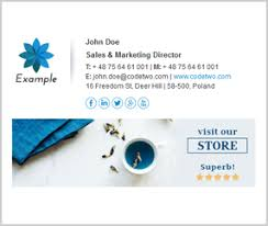 Free Email Signature Generator With Templates