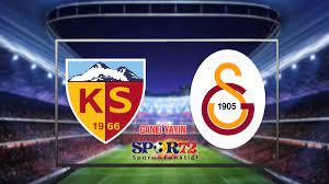 Kayserispor Galatasaray maçı canlı izle şifresiz (beIN Sports) Kayserispor  GS maçı canlı yayın izleme linki – Spor 72